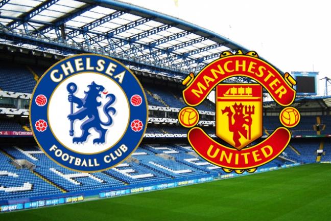 Челси - Манчестер Юнайтед. 19 января 2014