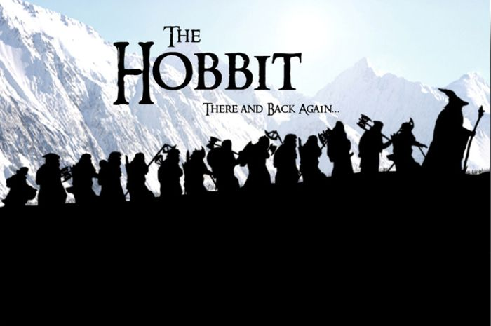 Хоббит: Туда и обратно / The Hobbit: There and Back Again (2014)