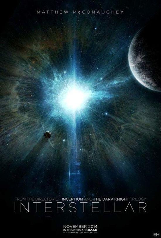 Интерстеллар / Interstellar (2014)