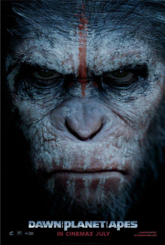 Планета обезьян: Революция / Dawn of the Planet of the Apes (2014)