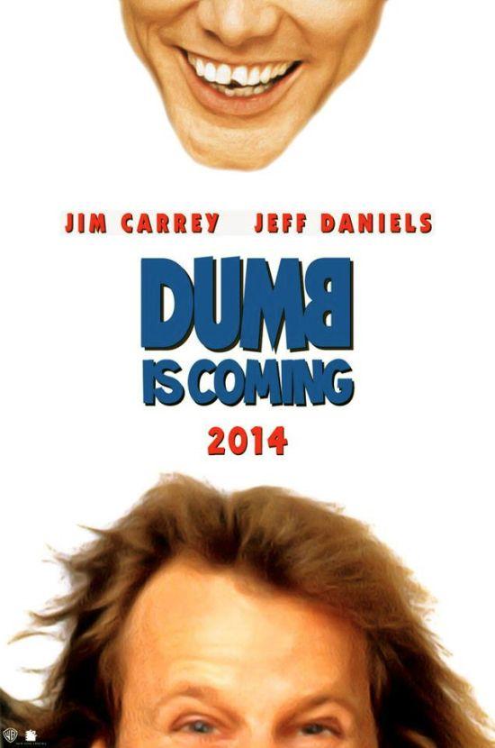 Тупой и еще тупее 2 / Dumb and Dumber To (2014)