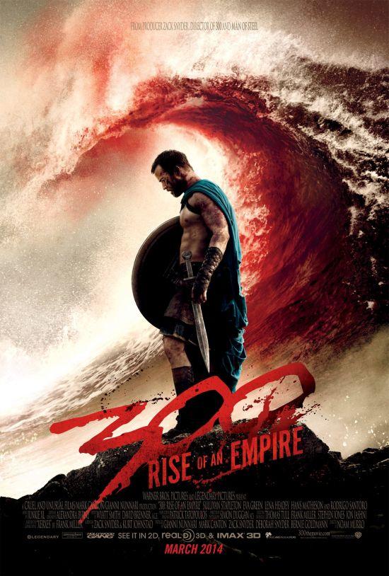 300 спартанцев: Расцвет империи / 300: Rise of an Empire (2014)