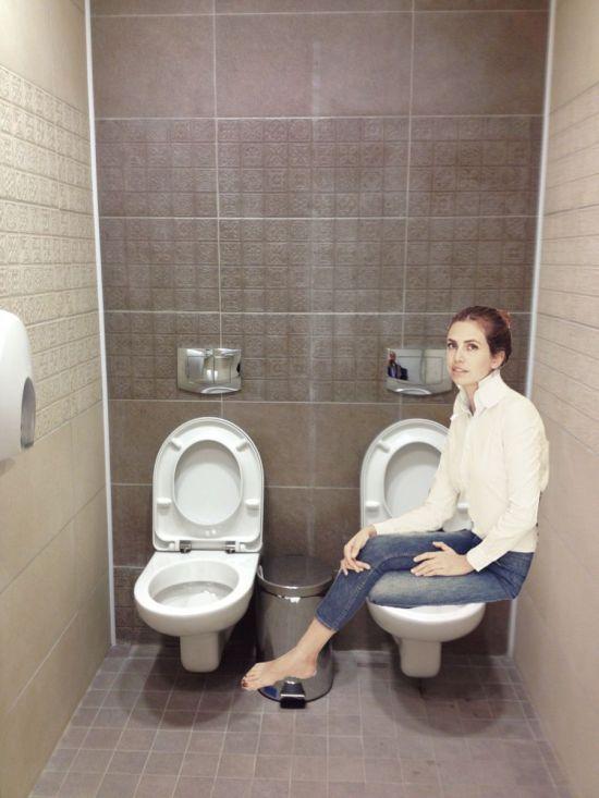Туалеты в Сочи для двоих (34 фото)