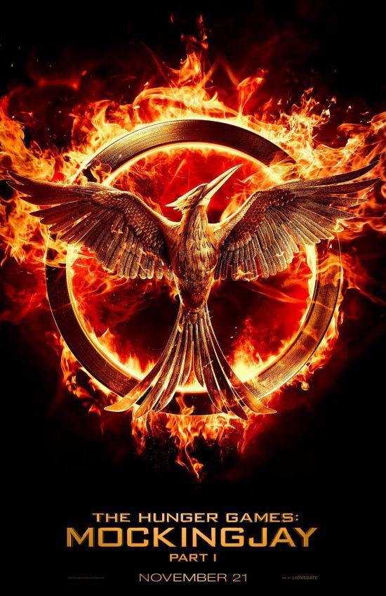 Голодные игры: Сойка-пересмешница / The Hunger Games: Mockingjay (2014)