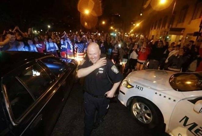 Человек, который арестовал Бибера