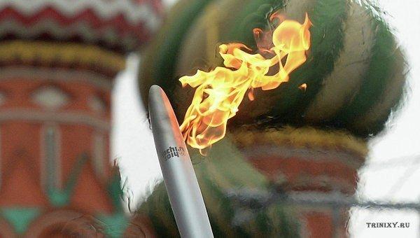 Алина Кабаева зажжёт Олимпийский огонь в Сочи!