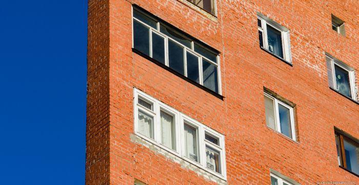 Необычный дом в Нижнем Новгороде (6 фото)