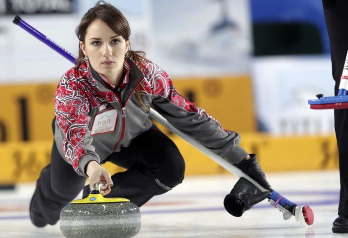 Анна Сидорова признана секс-символом Олимпиады в Сочи 2014 (11 фото)