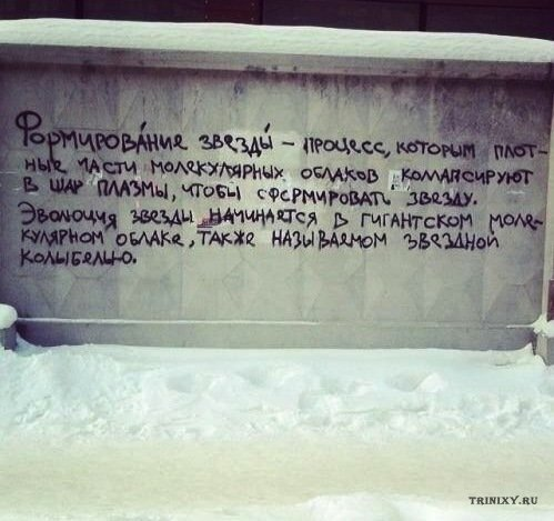 Акт вандализма