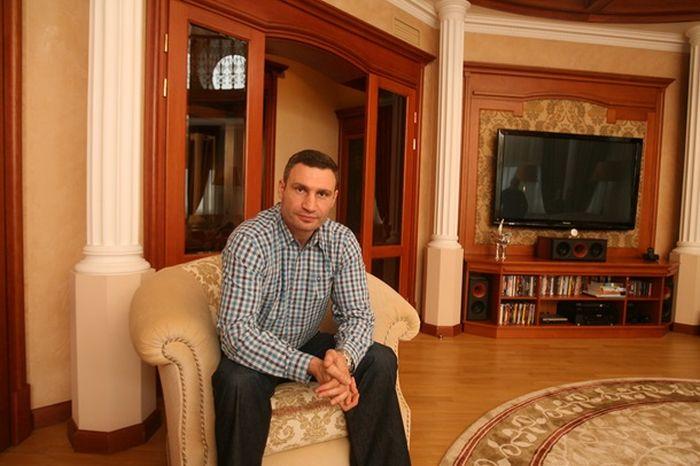 В гостях у кандидатов в президенты Украины (27 фото)