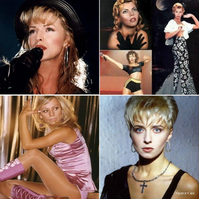 российские секс актрисы 90 х