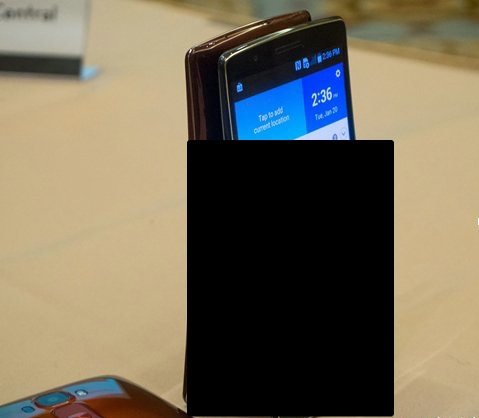 Изогнутые телефоны снова в моде? (12 фото + видео)