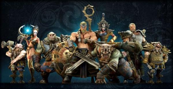 PANZAR - эталон онлайн игры: командные PvP сражения, прекрасная графика и развитые   элементы RPG