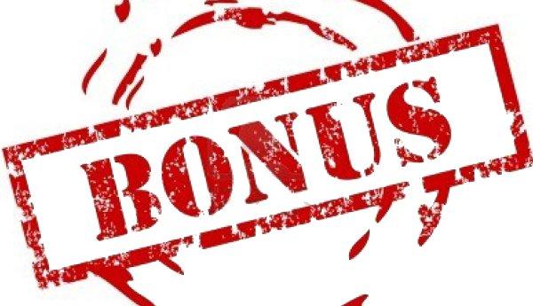 Бонусы за регистрацию зара