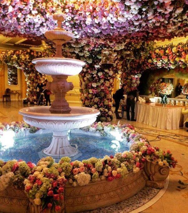 Свадьба сына российского миллиардера Михаила Гуцериева (9 фото + 4 видео)