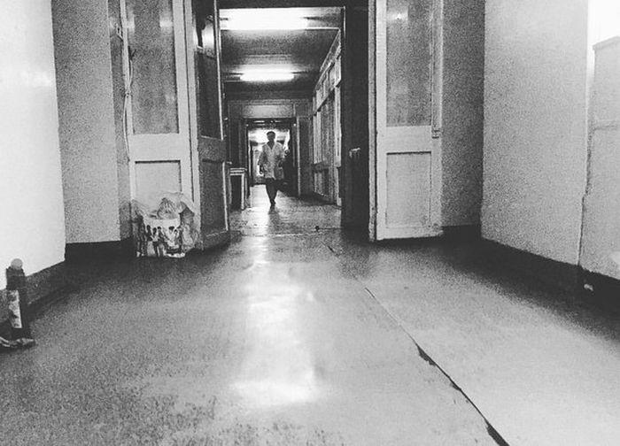 Московская Боткинская больница. Наши дни (7 фото)