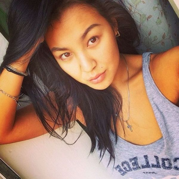 Красивые якутские девушки (24 фото)