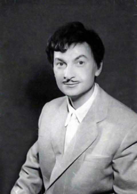 Георгий Вицин: скромная жизнь талантливого актера (47 фото)