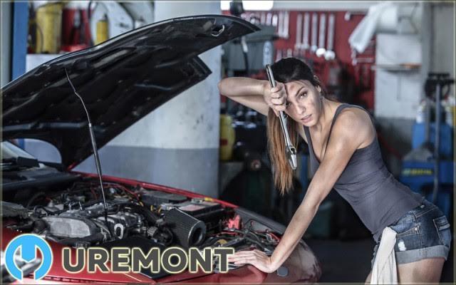 Выиграй бесплатный ремонт авто!
