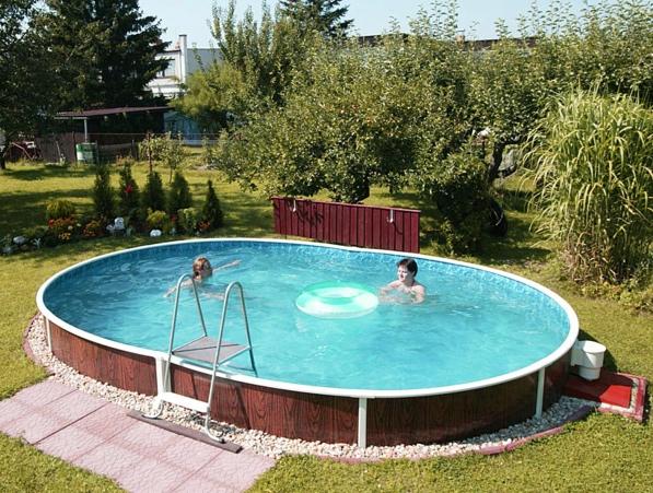 Надувной, каркасный или сборный: выбираем переносной бассейн