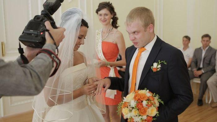 Невеста вынуждены ебать