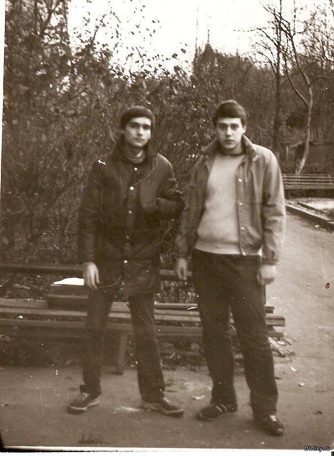 Киев сегодня и 35 лет назад. Осторожно, политика!
