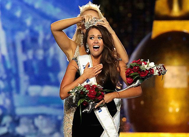 """Победительницы конкурса """"Мисс Америка"""" за прошедшие 10 лет (12 фото)"""