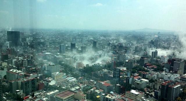 Более 200 человек погибло в результате землетрясения в Мексике