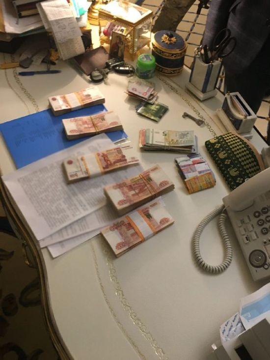 Обыск в доме предпринимателя Никиты Колесникова (5 фото)