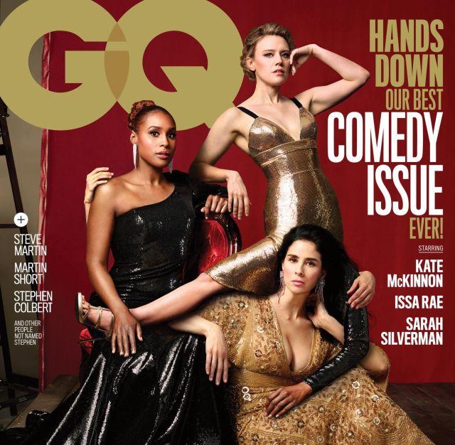 Обложка нового номера журнала GQ озадачила пользователей сети (5 фото)