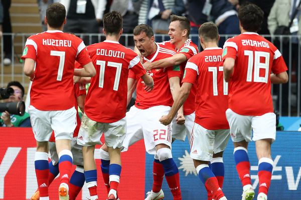 Прогноз и анонс матча Россия – Египет