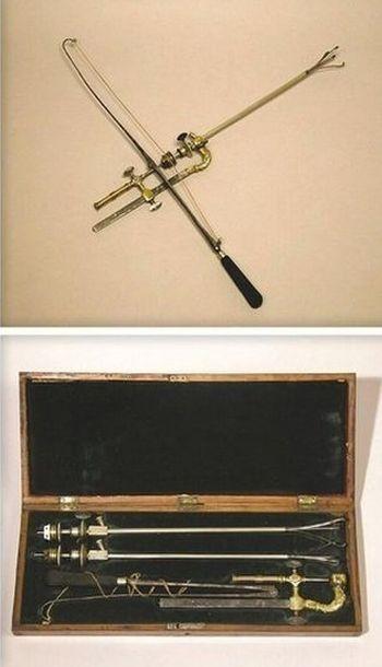 История изобретения литотриптора (2 фото)