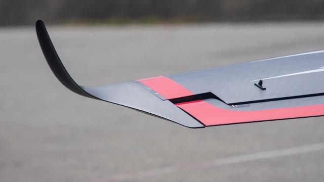 Что такое винглеты, и как они снижают затраты топлива самолетов (6 фото)