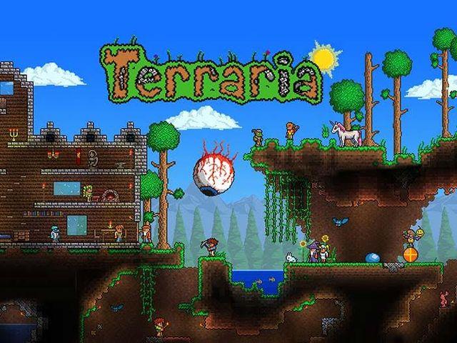Terraria для Android – игра, которая поможет вам скоротать время