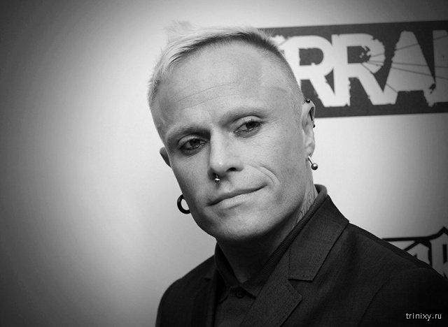 """Коллектив группы """"The Prodigy"""" сообщил, что Кит Флинт покончил жизнь самоубийством"""