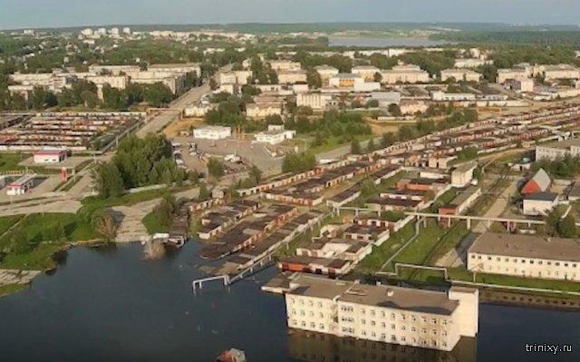 Почему город Березники в Пермском крае медленно разрушается (19 фото)