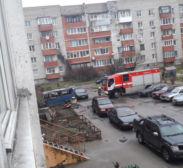 Необычное происшествие на парковке в Калининграде