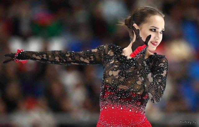 Алина Загитова победила на чемпионате мира по фигурному катанию