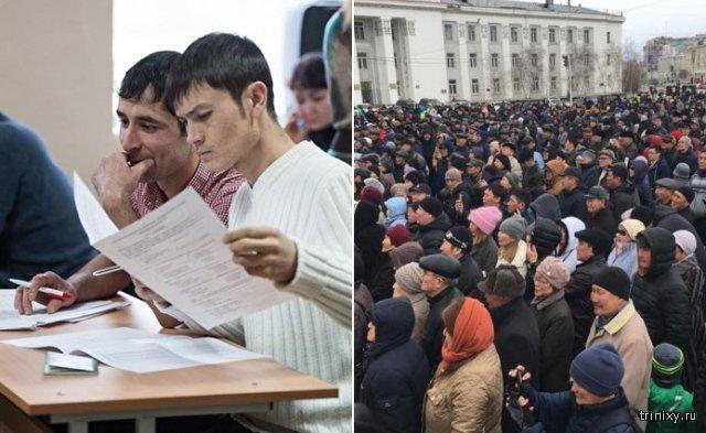 Глава Якутии Айсен Николаев запретил брать мигрантов на 33 вида работ