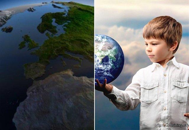 Восьмилетний школьник сбежал из дома, чтобы отправиться в кругосветное путешествие