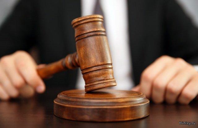 Россиянин пожаловался на слишком сексуальный наряд московской судьи (2 фото)