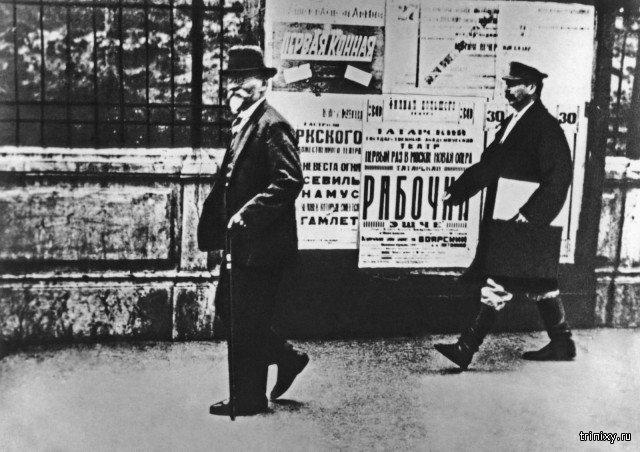 Москва в 1930-е годы (24 фото)