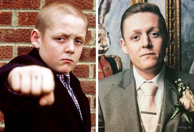 Как сейчас выглядят дети-актеры, снимавшиеся в известных фильмах (20 фото)