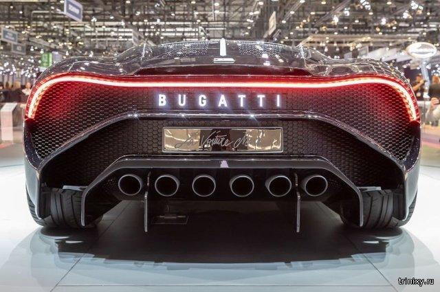 Футболист Криштиану Роналду стал обладателем самого дорогого автомобиля в мире (8 фото)
