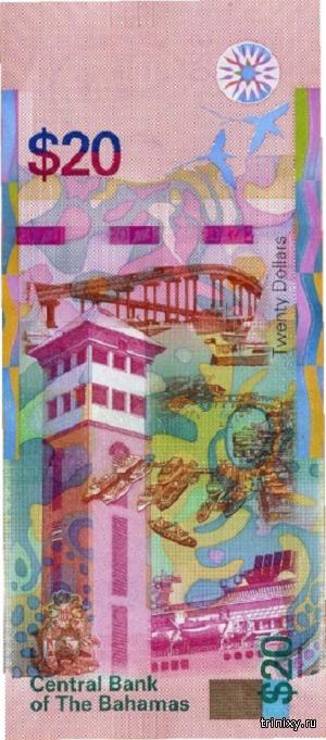 Российские 100 рублей попали в ТОП самых красивых купюр мира (32 фото)