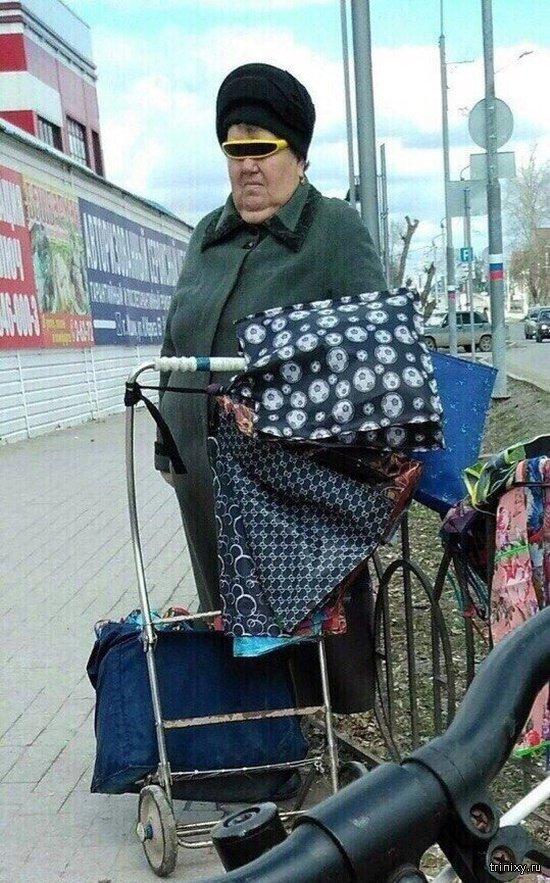 Бабушки отжигают (20 фото)