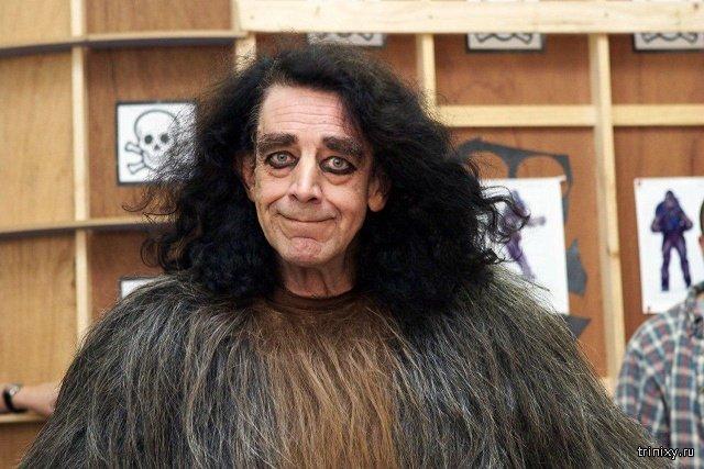 """Умер актер Питер Мейхью, известный благодаря роли Чубакки в """"Звёздных войнах"""""""