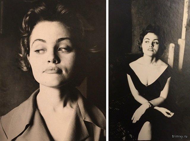 Красота XX века. В соцсетях запустили флешмоб, в котором люди поделились фотографиями своих бабушек и мам (26 фото)