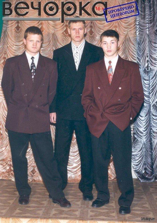 Лихие 90-е. Подборка фотографий с известными криминальными деятелями Забайкалья (9 фото)