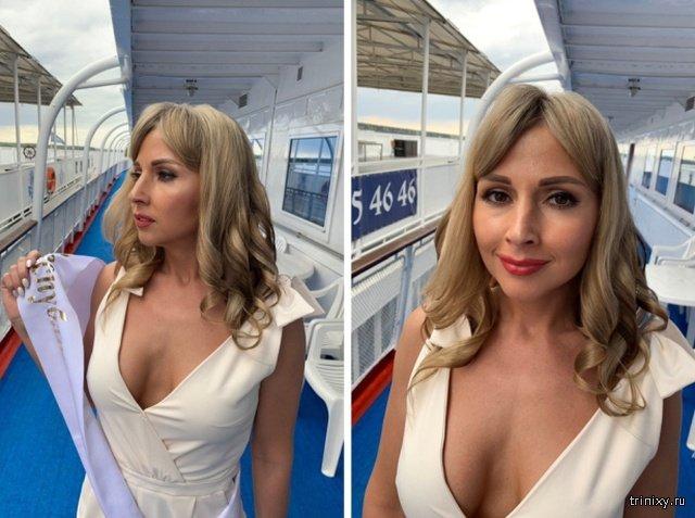 Ольга Попова стала самой красивой замужней женщиной России (8 фото)